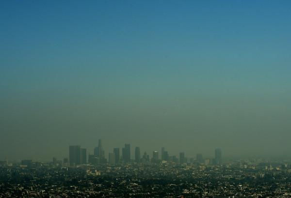 Image: Los Angeles pollution