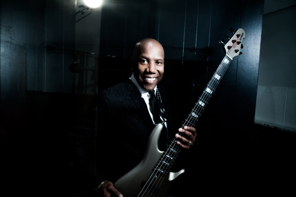 Jazz musician, Nathan East.