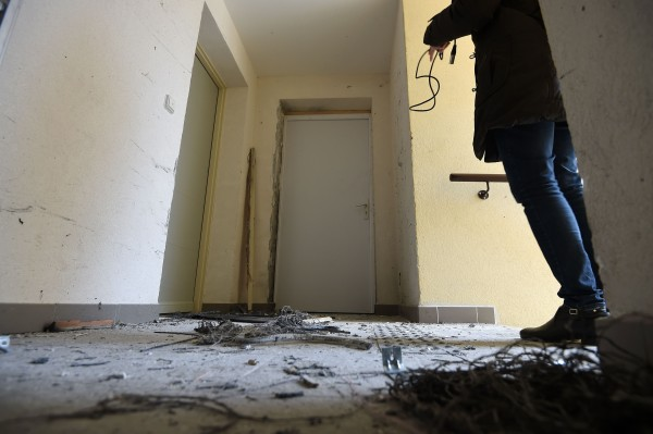 Image: Aftermath of Montpellier raid