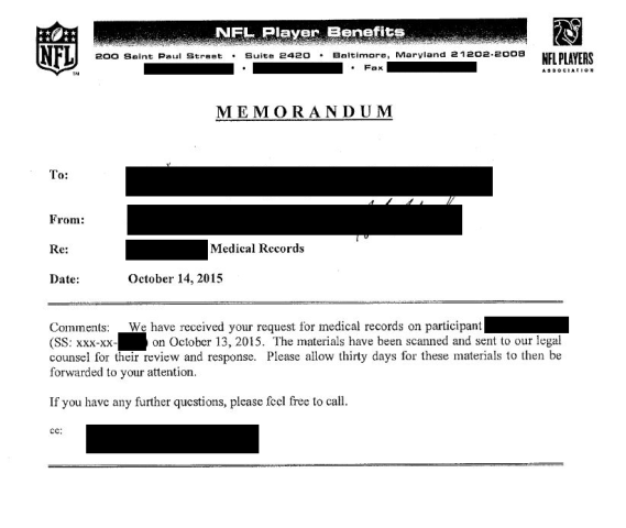 NFL file leaked in PIP security breach