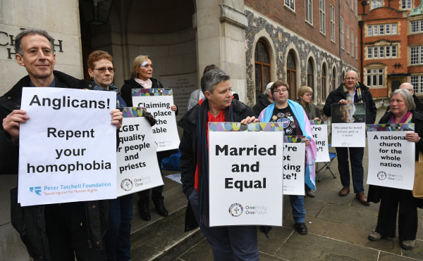 Image: General Synod to vote on same sex marriage