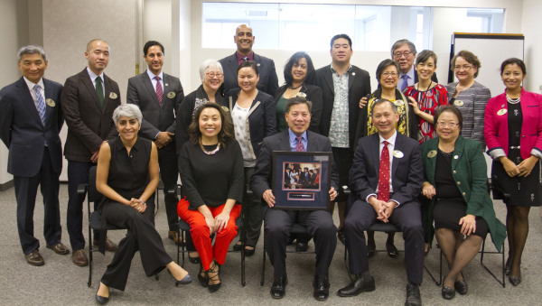 White House Initiative on Asian Americans and Pacific Islanders (WHIAAPI) Commissioners' Meeting, Dec. 6, 2016, in Washington, D.C.
