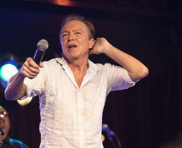 Image: David Cassidy in 2015
