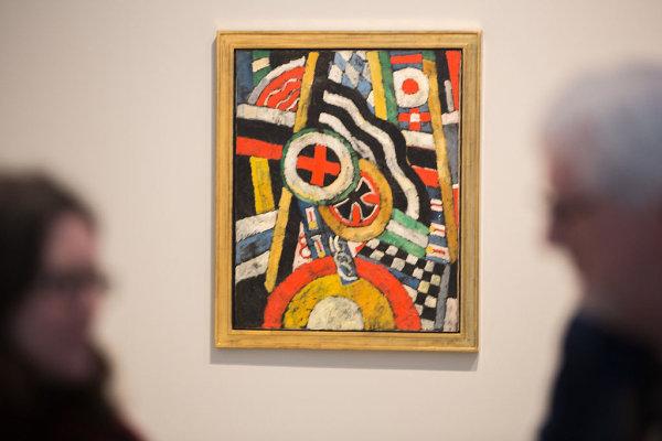 'Marsden Hartley' Exhibition Preview