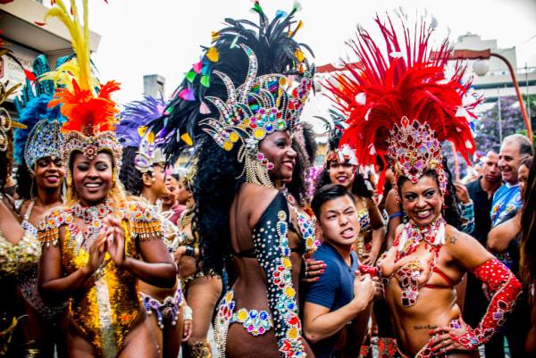 Sao Paulo Street Carnival 2017