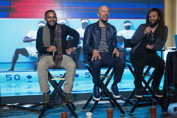 Sundance 2017: The Art of Resistance, A Conversation with Common sponsored by Campaign for Black Male Achievement, hosted by The Blackhouse Foundation