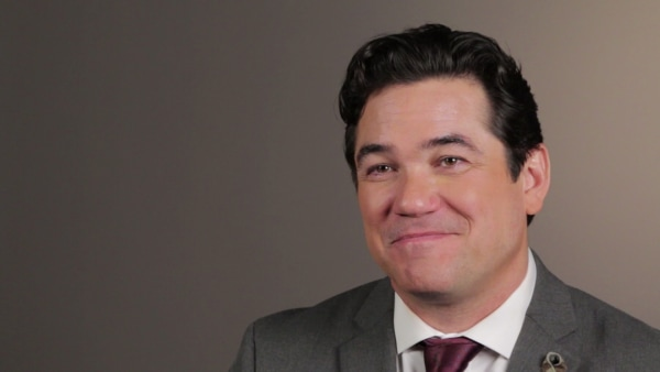 Image: Actor Dean Cain speaks about conquering his fear of heights