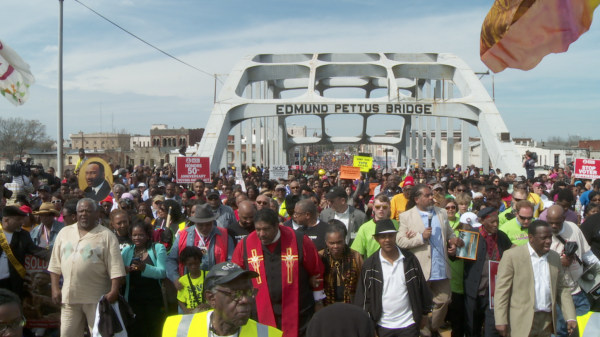 William J. Barber - Selma 50th Anniversary