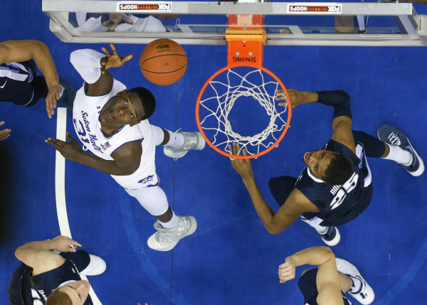 Image: NCAA Basketball: Villanova at Seton Hall