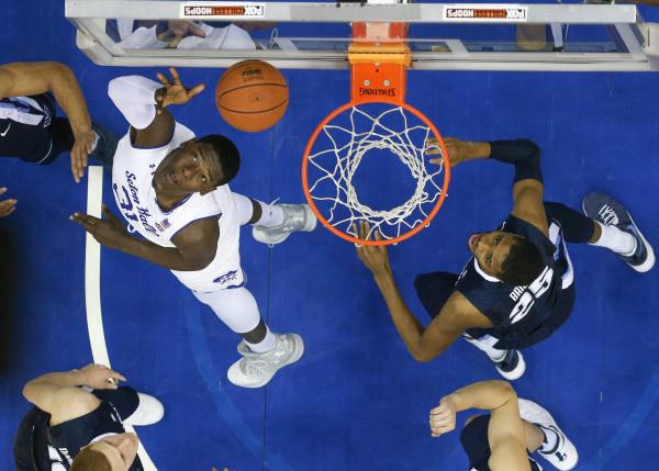 Image: NCAA Basketball: Villanova at Seton Hall