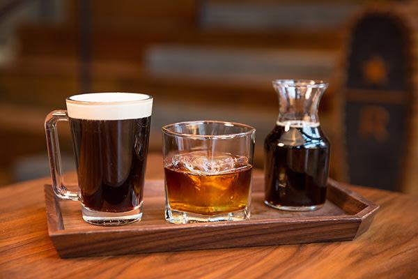 Starbucks whiskey flavored coffee