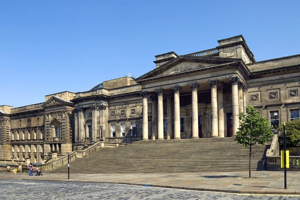 The Walker Art Gallery is an art gallery which houses one of