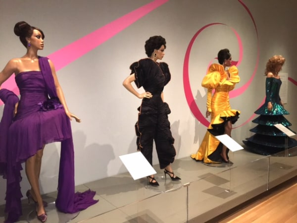Image: Ebony Fashion Fair Ensembles