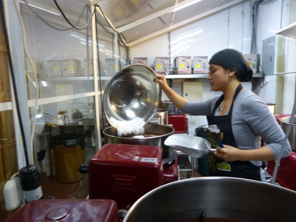 Guatemala is undergoing a chocolate renaissance with chocolate makers like Kaffee Fernando's