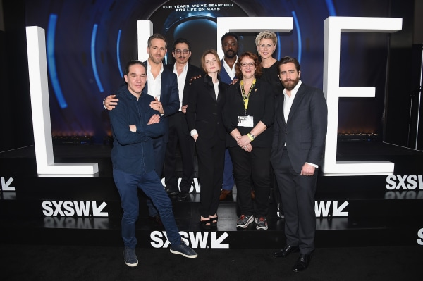 "Image: ""Life"" Premiere - 2017 SXSW Conference and Festivals"