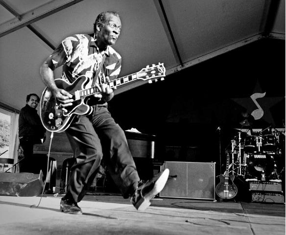 Image: Chuck Berry