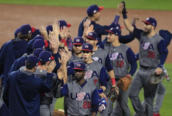 Image: World Baseball Classic
