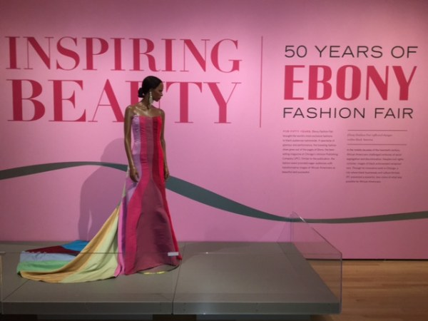 Image: 50 Years of Ebony Fashion