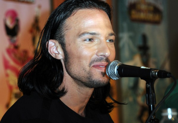 IMage: Actor Ricardo Medina Jr.  participates in the 2012 Power Morphicon 3 held at the Pasadena Convention Center on Aug. 19, 2012 in Pasadena, California.