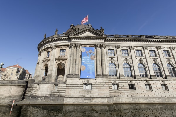 Image: The Bode Museum in Berlin, Germany