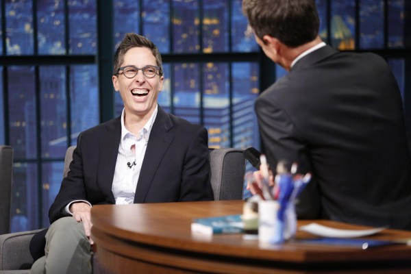 Late Night with Seth Meyers - Season 2 - Alison Bechdel