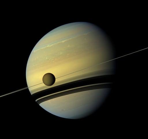 Image: Titan, Saturn