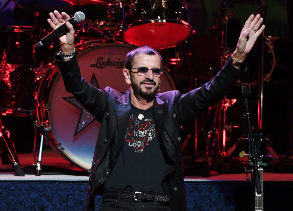 Ringo Starr & His All-Starr Band In Concert In Las Vegas