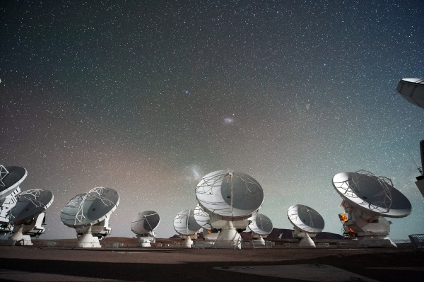 Image: Atacama Array