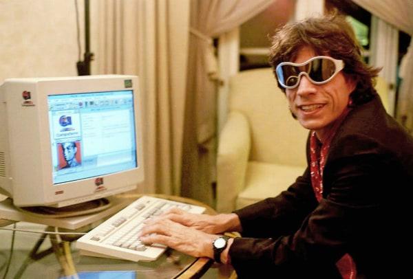 Image: Mick Jagger