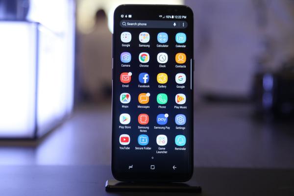 Image: Samsung S8