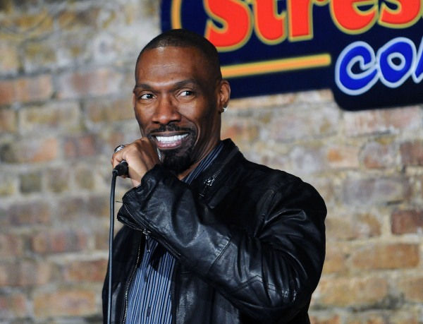 Image: Charlie Murphy performs at a comedy club in New Brunswick