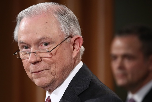 Image: Attorney General Jeff Sessions