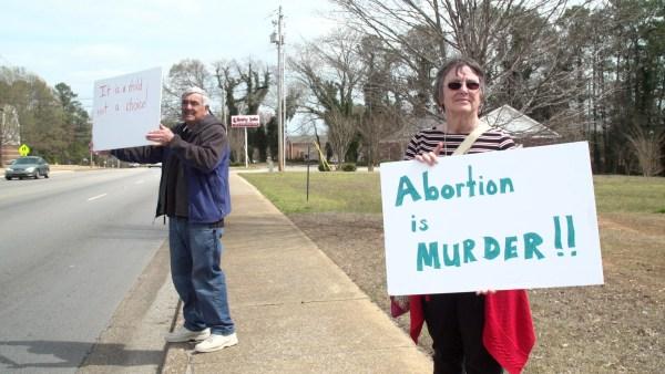 Image: Hunstville, abortion