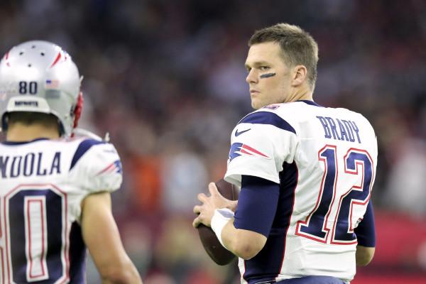 Image: New England Patriots Tom Brady