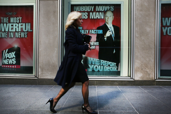 Image: Ad for Bill O'Reilly's Fox News show