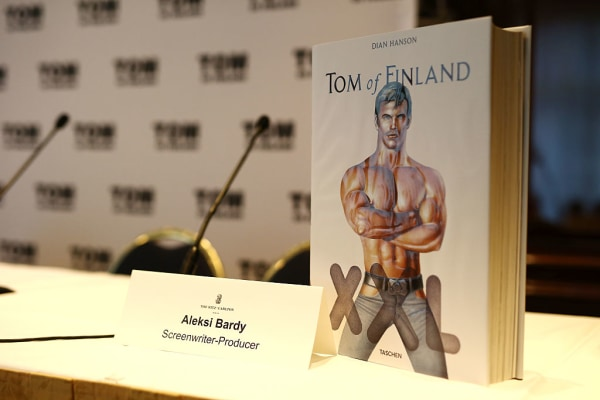 'Tom of Finland' Press Conference - 66th Berlinale International Film Festival
