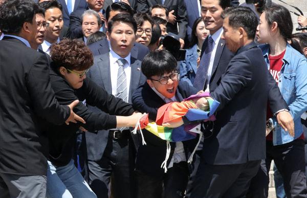 Image: SKorea-politics-president-election