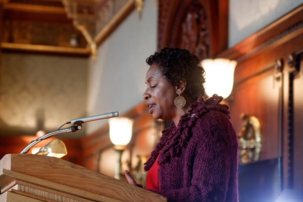 Image: Rep. Yvette D. Clarke