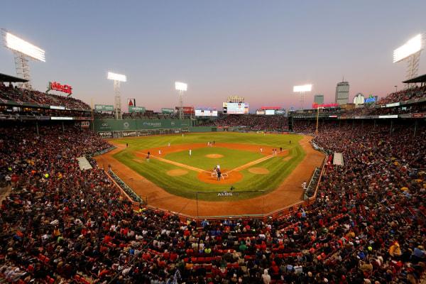 Image: Fenway Park in Boston