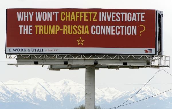Image: Chaffetz Billboard