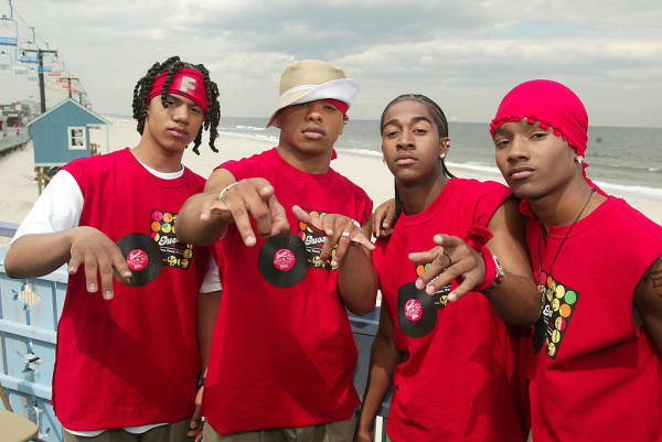 Image: B2K MTV Opening Beach House