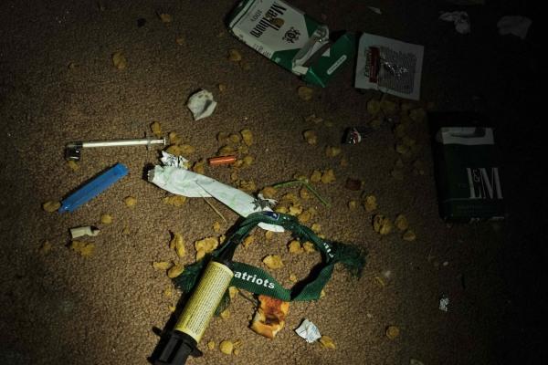 Image: Drug paraphernalia
