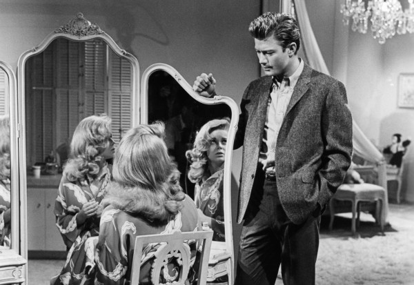 Ann Margret And Michael Parks In 'Bus Riley's Back in Town'
