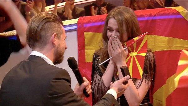 Image: Jana Burceska Marriage Proposal