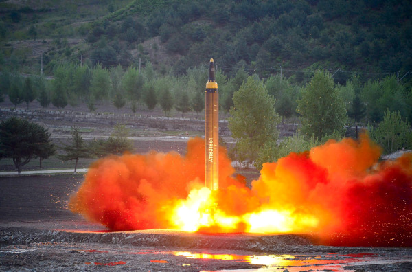 Image: North Korea Missile