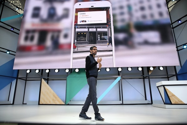Image: Google CEO Sundar Pichai Opens I/O Developer Conference