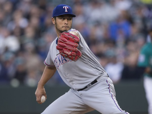 Image: Texas Rangers v Seattle Mariners