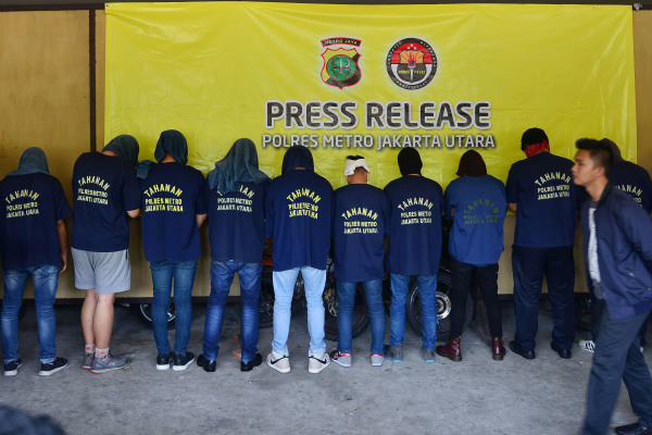 Image: INDONESIA-CRIME-HOMOSEXUALITY