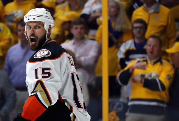 Image: Anaheim Ducks v Nashville Predators - Game Four