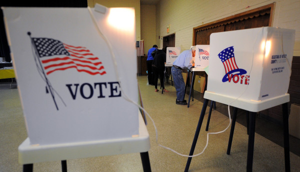 Image: US-VOTE-2012-ELECTION